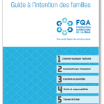 Autisme : Guide à l'intention des familles