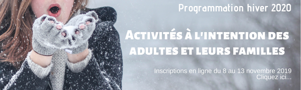 hiver 2020 adultes