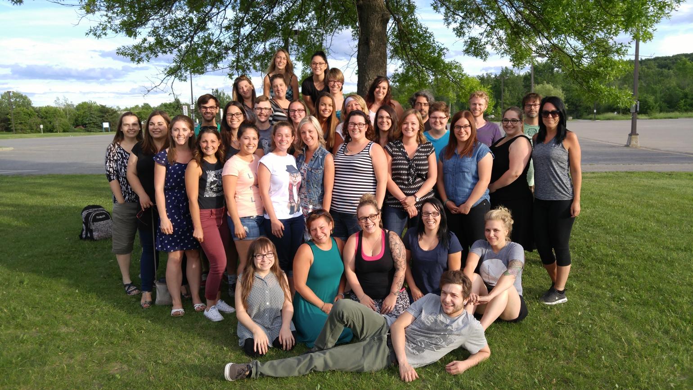 Education Team – Summer 2015