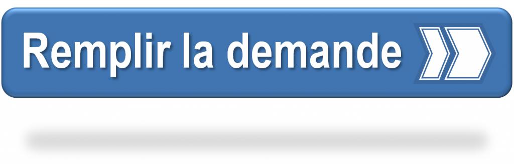 Cliquer pour remplir le formulaire de demande d'accès