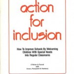 Action for inclusion… How to improve schools by welcoming children with special needs into regular classrooms