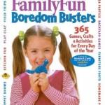 Family Fun Boredom Busters