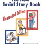 The new social story book Illustrated edition