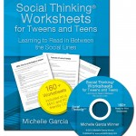 Social Thinking Worksheets for Tweens and Teens Learning to Read in Between the Social Lines