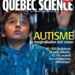 Québec science autisme 2015